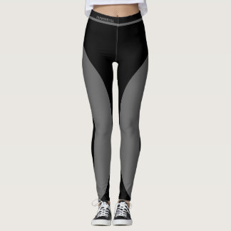HUNKN'BULL CLASSIC POPULAR BLACK YOGA PANTS \WOMEN