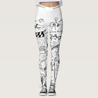 HUNKN'BULL ORIGINALS \ BE OUTSIDE 365 LEGGINGS