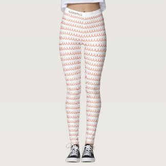 HUNKN'BULL POUND FOR POUND \ Y SCALE LEGGINGS