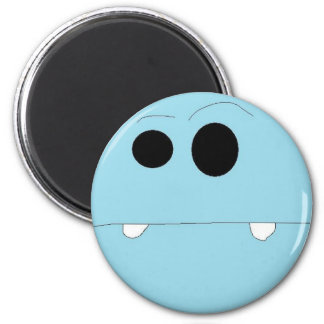 Hunrgy 2 Inch Round Magnet