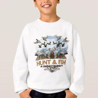 Hunt and fish sweatshirt