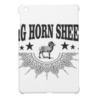hunt big horned sheep iPad mini case