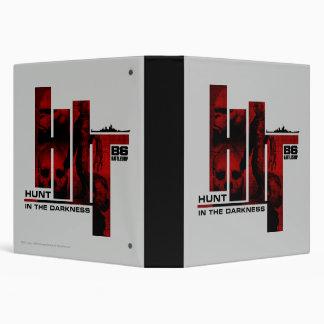 Hunt in the Darkness Vinyl Binders