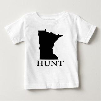 Hunt Minnesota Baby T-Shirt