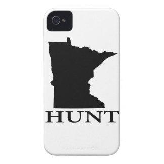 Hunt Minnesota iPhone 4 Case-Mate Cases