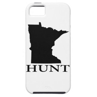 Hunt Minnesota iPhone 5 Cover