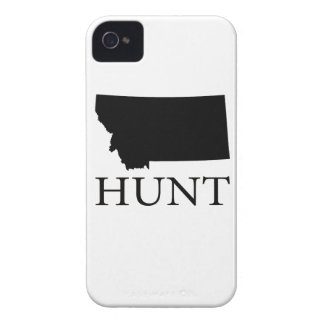 Hunt Montana iPhone 4 Covers