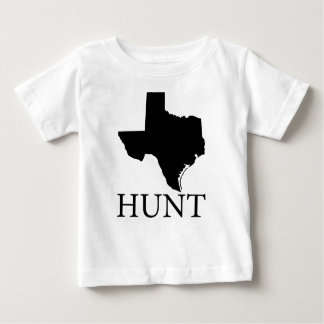 Hunt Texas Baby T-Shirt