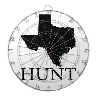 Hunt Texas Dartboard