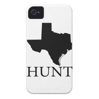 Hunt Texas iPhone 4 Cases