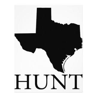 Hunt Texas Letterhead