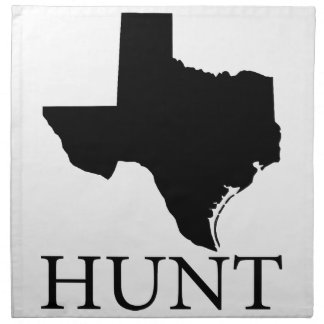 Hunt Texas Napkin