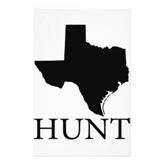 Hunt Texas Stationery