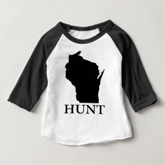 Hunt Wisconsin Baby T-Shirt