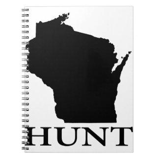 Hunt Wisconsin Notebook
