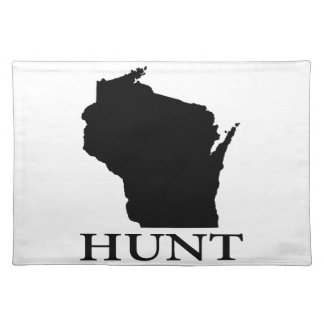 Hunt Wisconsin Placemat