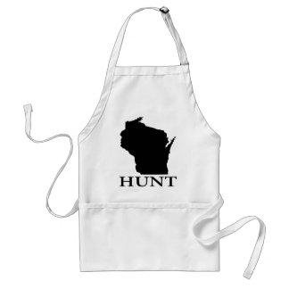Hunt Wisconsin Standard Apron