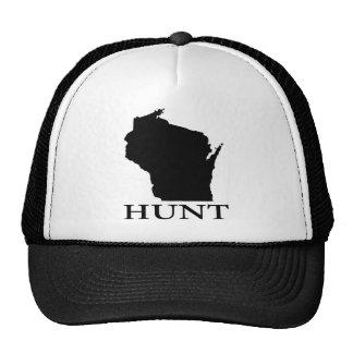 Hunt Wisconsin Trucker Hat
