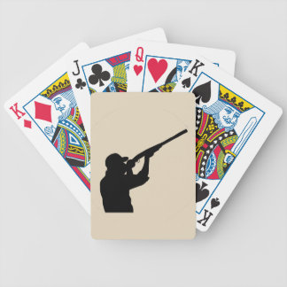 Hunter Bicycle Playing Cards