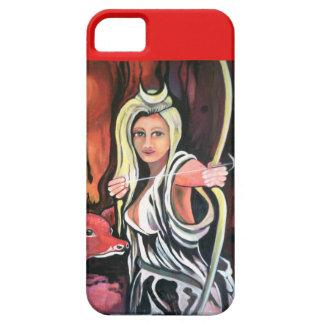 Hunter goddess. iPhone 5 case