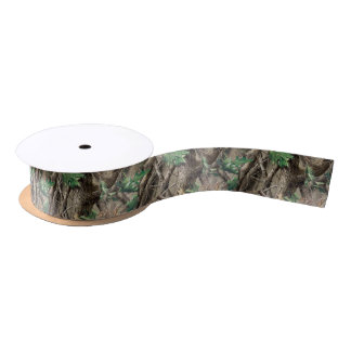 "Hunter Green Custom 1.5"" Wide Satin Ribbon, 2 Yard Satin Ribbon"