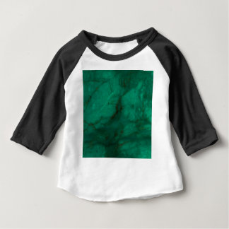 Hunter Green Marble Baby T-Shirt