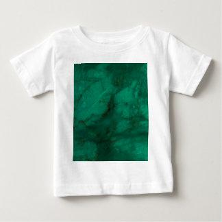 Hunter Green Marble Baby T-Shirt