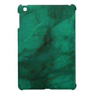 Hunter Green Marble iPad Mini Cover
