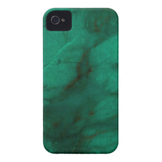 Hunter Green Marble iPhone 4 Cases