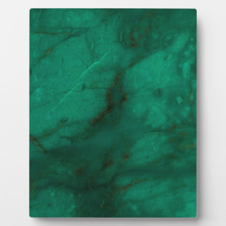 Hunter Green Marble Plaque