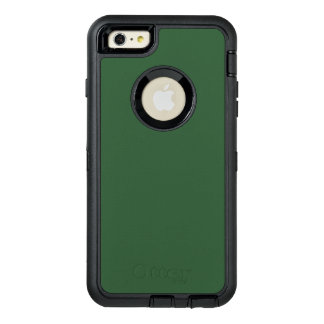 Hunter Green OtterBox Defender iPhone Case