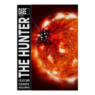 Hunter Issue 4 Poster