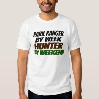 Hunter Park Ranger T-shirts