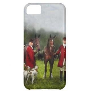 Hunter - The fox hunt - Tally-ho 1924 Cover For iPhone 5C