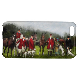 Hunter - The fox hunt - Tally-ho 1924 iPhone 5C Case