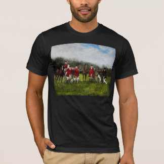 Hunter - The fox hunt - Tally-ho 1924 T-Shirt