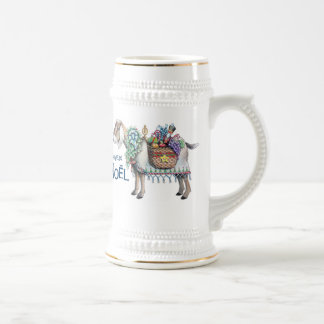 Hunter's Christmas Stein