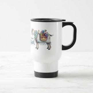 Hunter's Christmas Travel Mug