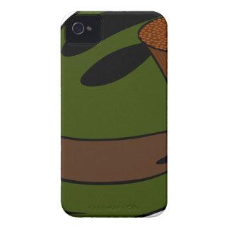 Hunter's Hat iPhone 4 Case-Mate Case