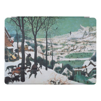 Hunters in the Snow iPad Pro Cover