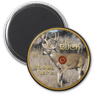 Hunters Magnetic Concho Magnet
