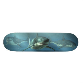 Hunters of the Deep Custom Skateboard