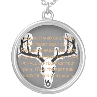 Hunter's Prayer Necklace
