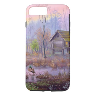 Hunting Cabin iPhone 7 Plus Case