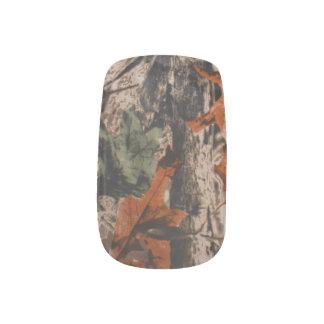 Hunting Camo Hunters Camouflage Minx Nail Art