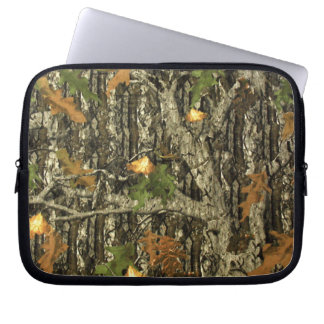 Hunting Camo Laptop Sleeve