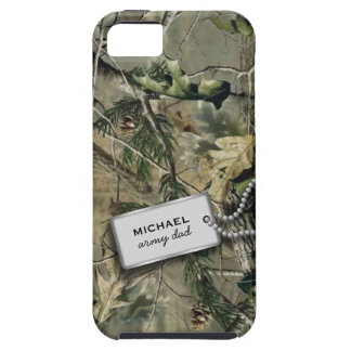 Hunting Camouflage iPhone 5 Case