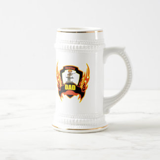 Hunting Dad Fathers Day Gifts 18 Oz Beer Stein