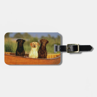 Hunting Dogs Luggage Tag