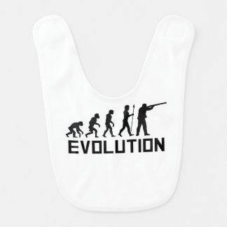 Hunting Evolution Bib